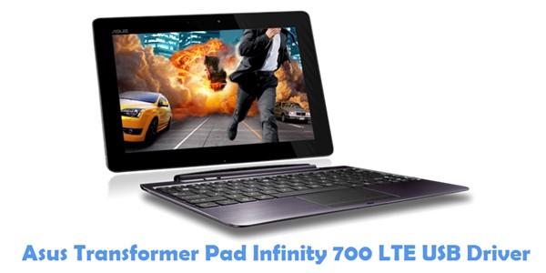 Download Asus Transformer Pad Infinity 700 LTE USB Driver
