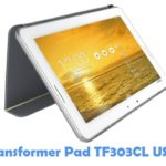 Asus Transformer Pad TF303CL USB Driver