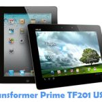 Asus Transformer Prime TF201 USB Driver