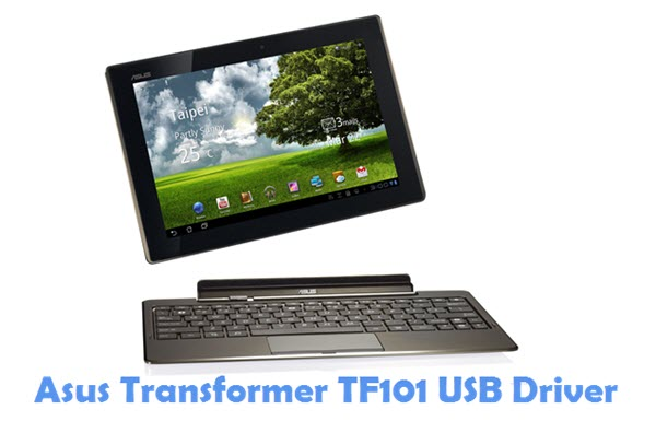 Download Asus Transformer TF101 USB Driver