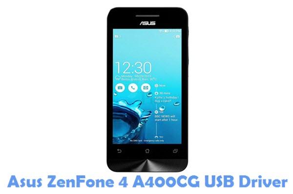 Download Asus ZenFone 4 A400CG USB Driver