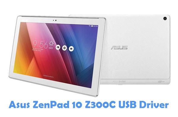 Download Asus ZenPad 10 Z300C USB Driver