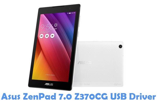 Download Asus ZenPad 7.0 Z370CG USB Driver