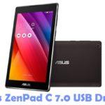 Asus ZenPad C 7.0 USB Driver