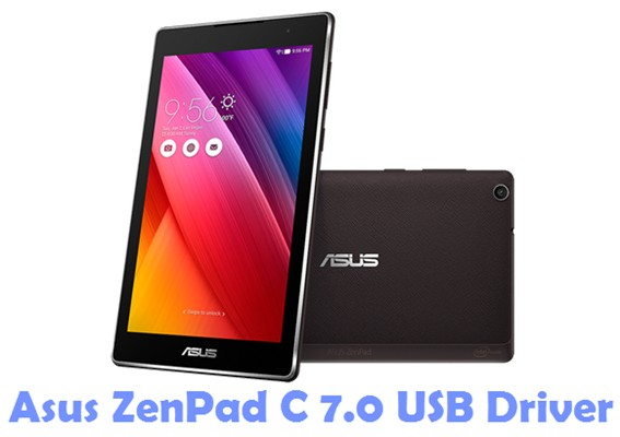 Download Asus ZenPad C 7.0 USB Driver