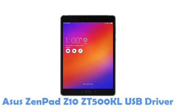 Download Asus ZenPad Z10 ZT500KL USB Driver