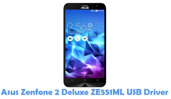 Download Asus Zenfone 2 Deluxe ZE551ML USB Driver