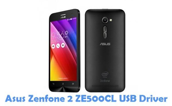 Download Asus Zenfone 2 ZE500CL USB Driver