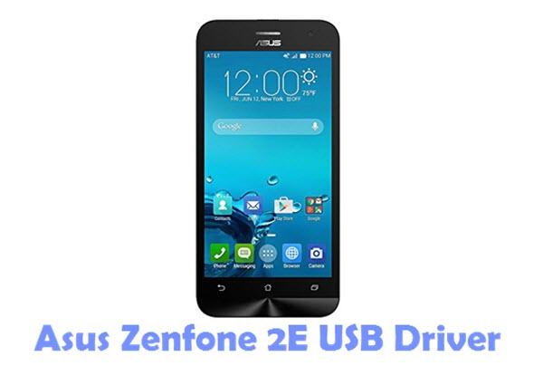 Download Asus Zenfone 2E USB Driver