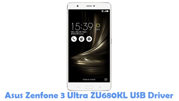Download Asus Zenfone 3 Ultra ZU680KL USB Driver