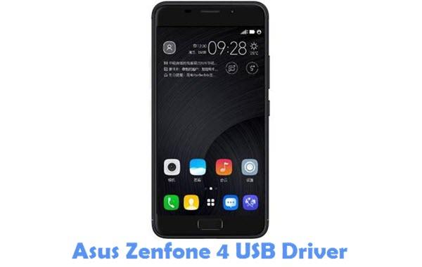 Download Asus Zenfone 4 USB Driver