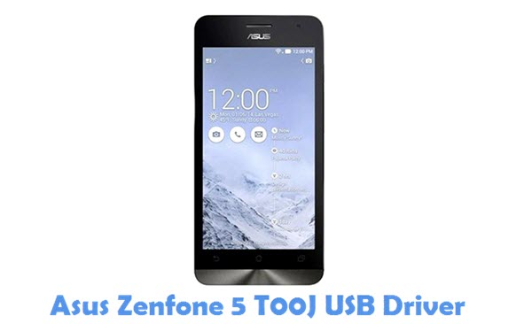 Download Asus Zenfone 5 T00J USB Driver