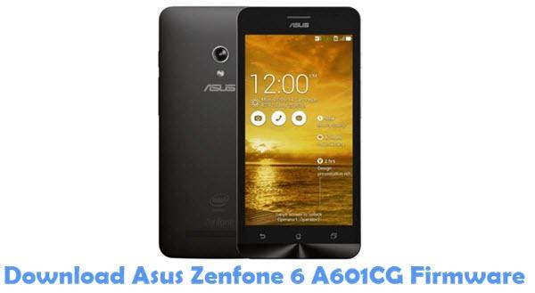 Download Asus Zenfone 6 A601CG USB Driver