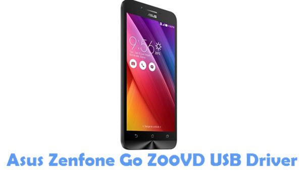 Download Asus Zenfone Go Z00VD USB Driver