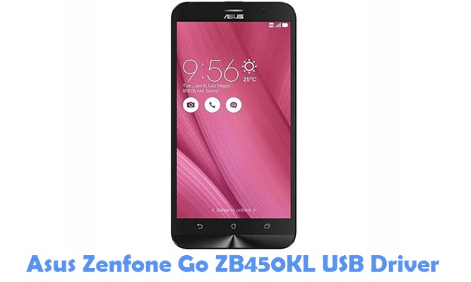 Download Asus Zenfone Go ZB450KL USB Driver