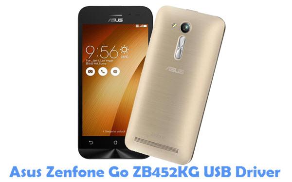 Download Asus Zenfone Go ZB452KG USB Driver
