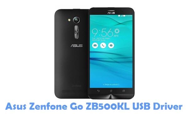 Download Asus Zenfone Go ZB500KL USB Driver