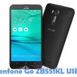 Asus Zenfone Go ZB551KL USB Driver