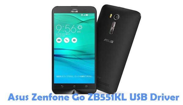 Download Asus Zenfone Go ZB551KL USB Driver