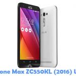 Asus Zenfone Max ZC550KL (2016) USB Driver