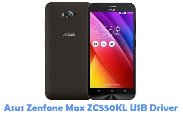 Download Asus Zenfone Max ZC550KL USB Driver