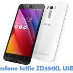Asus Zenfone Selfie ZD551KL USB Driver
