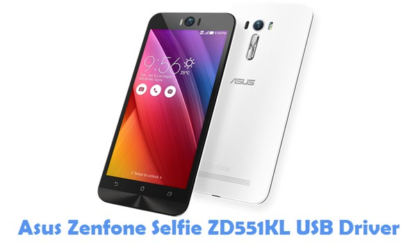 Download Asus Zenfone Selfie ZD551KL USB Driver