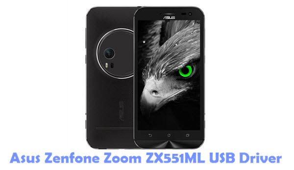 Download Asus Zenfone Zoom ZX551ML USB Driver