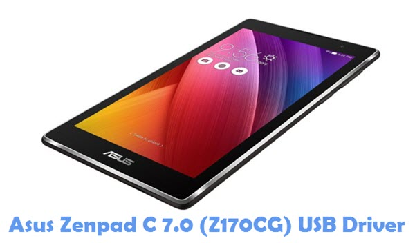Download Asus Zenpad C 7.0 (Z170CG) USB Driver