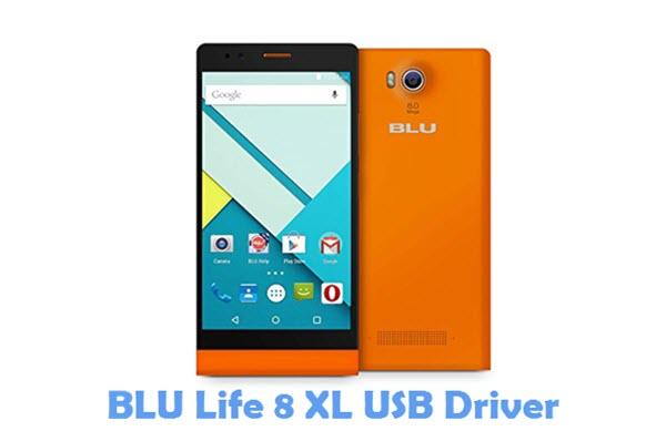 Download BLU Life 8 XL USB Driver