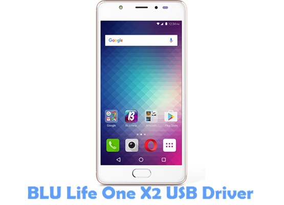 Download BLU Life One X2 USB Driver