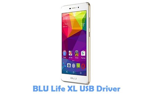 Download BLU Life XL USB Driver