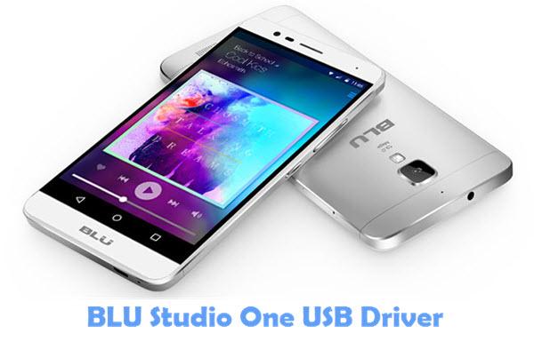 Download BLU Studio One USB Driver