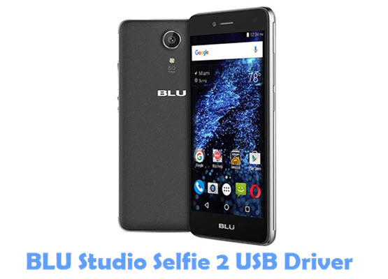 Download BLU Studio Selfie 2 USB Driver