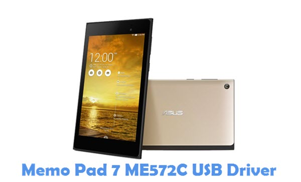 Download Memo Pad 7 ME572C USB Driver