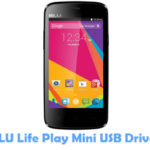 BLU Life Play Mini USB Driver