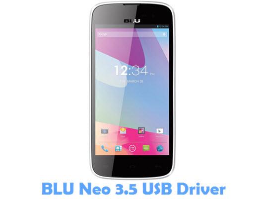 BLU Neo 3.5 USB Driver