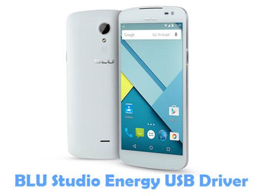 BLU Studio Energy USB Driver