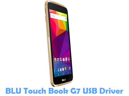 BLU Touch Book G7 USB Driver