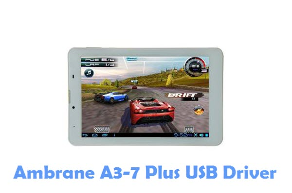 Download Ambrane A3-7 Plus USB Driver