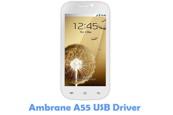 Download Ambrane A55 USB Driver