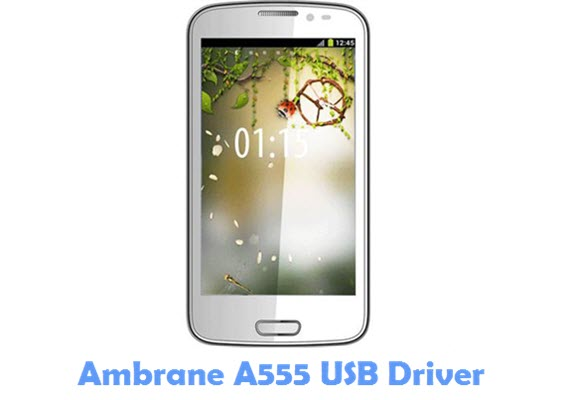 Download Ambrane A555 USB Driver