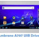Download Ambrane A707 USB Driver