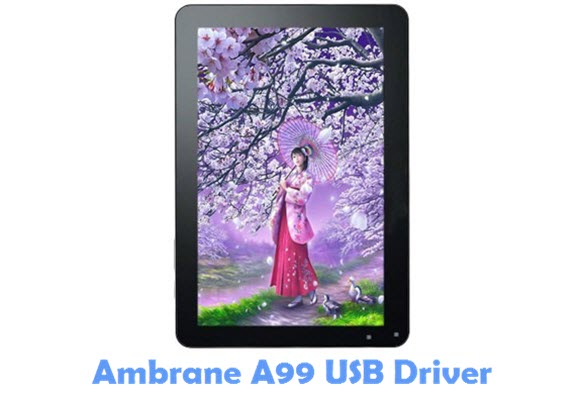 Download Ambrane A99 USB Driver