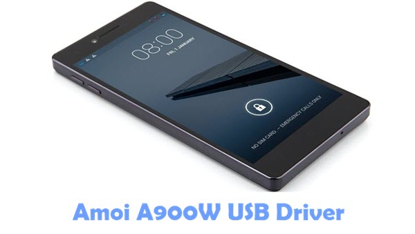 Download Amoi A900W USB Driver