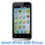 Amoi N700 USB Driver