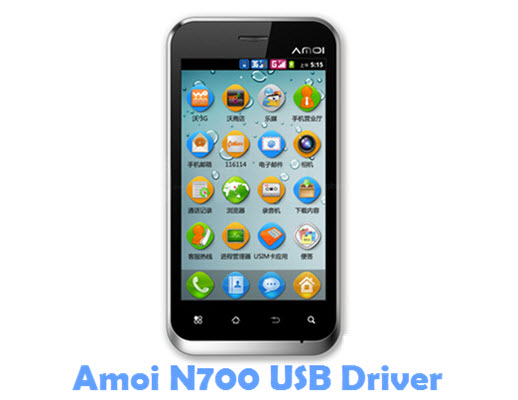 Download Amoi N700 USB Driver