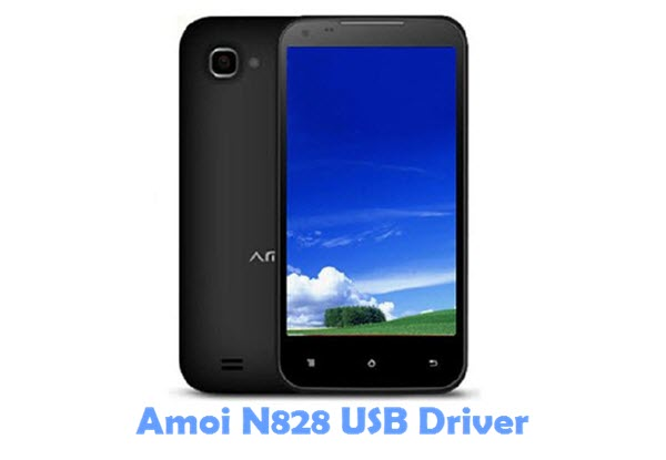 Download Amoi N828 USB Driver