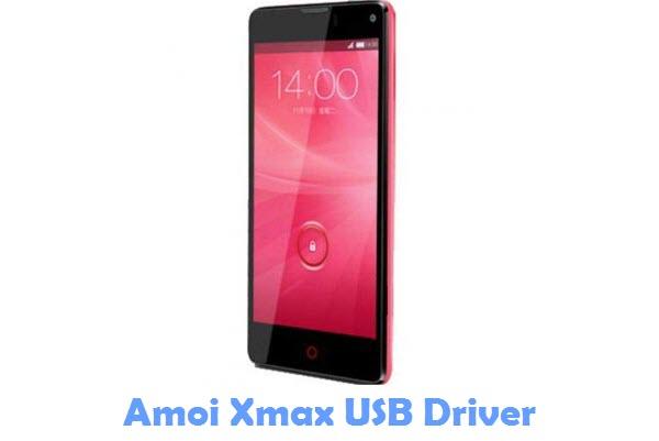 Download Amoi Xmax USB Driver