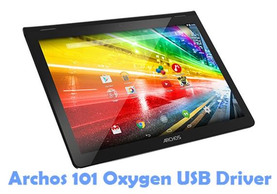 Download Archos 101 Oxygen USB Driver